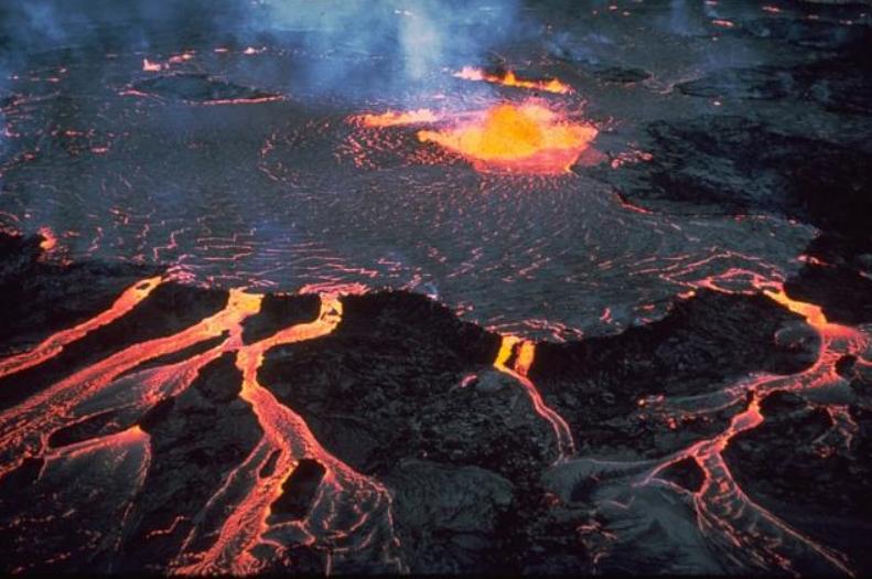 Kilauea 1968