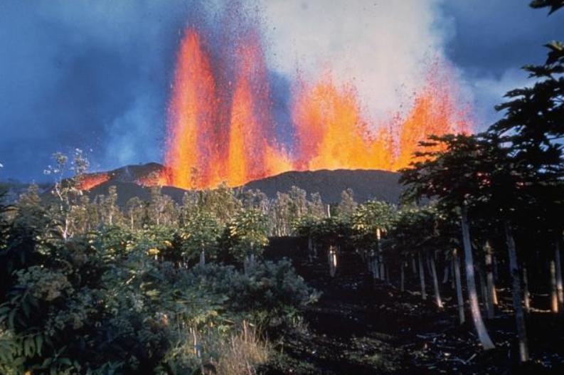 Kilauea 1960