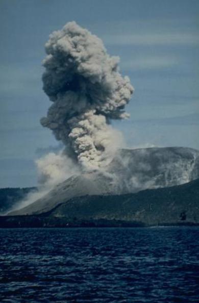Krakatoa 1988