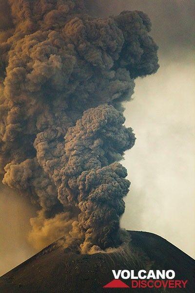 Krakatoa 2009
