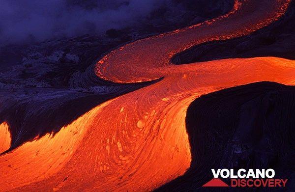 Kilauea 2005