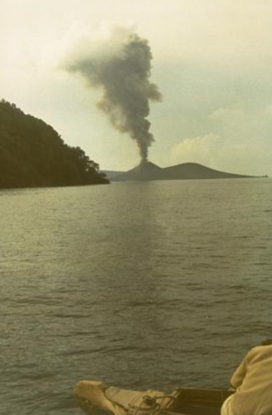Krakatoa 1973