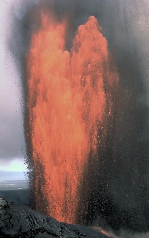 Kilauea 1985