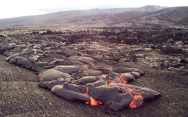 Kilauea 1999