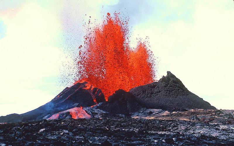 Kilauea 1983