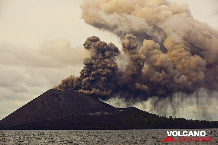 Krakatoa 2010