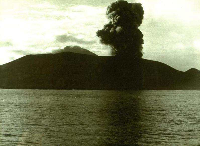 Krakatoa 1960
