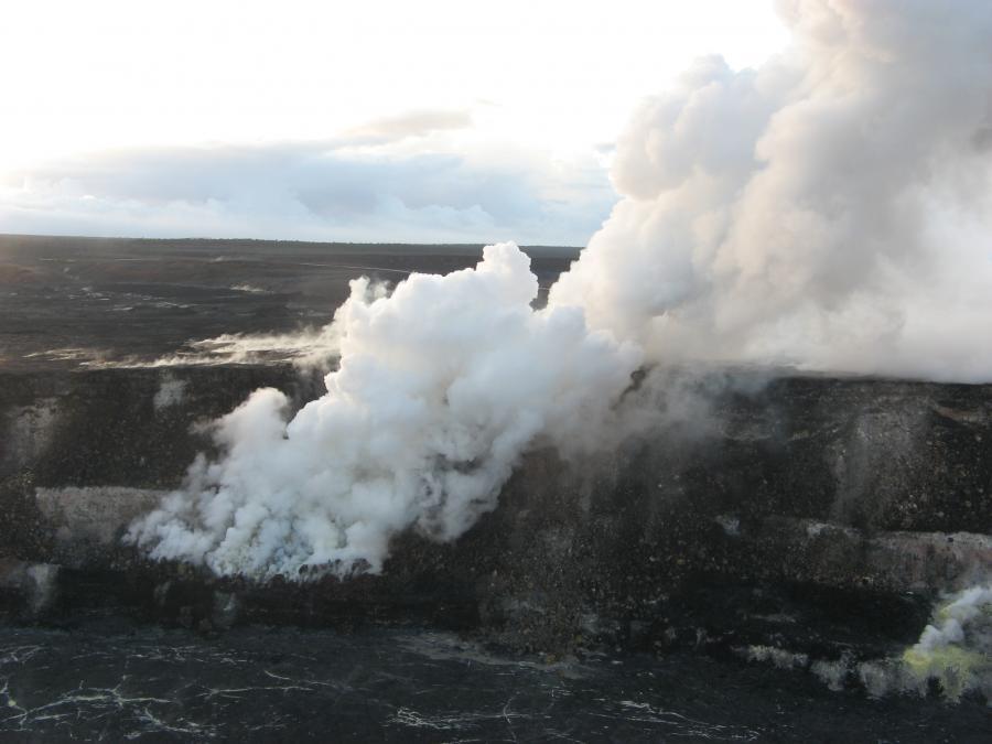 Kilauea 2008