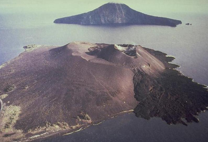 Krakatoa 1979