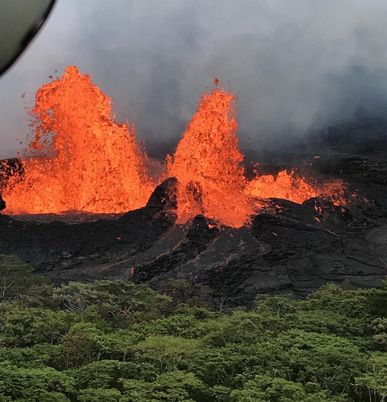 Kilauea 2018