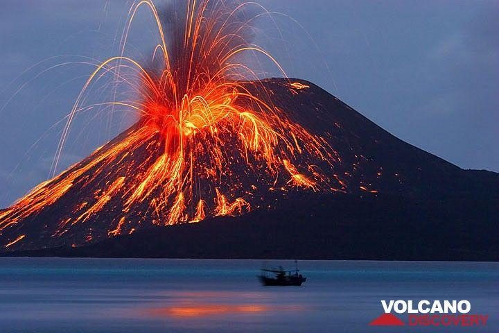 Krakatoa 2007