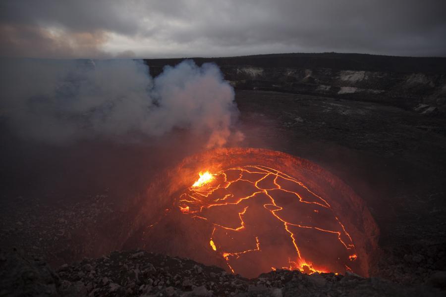 Kilauea 2012