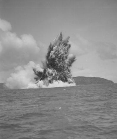 Krakatoa 1928