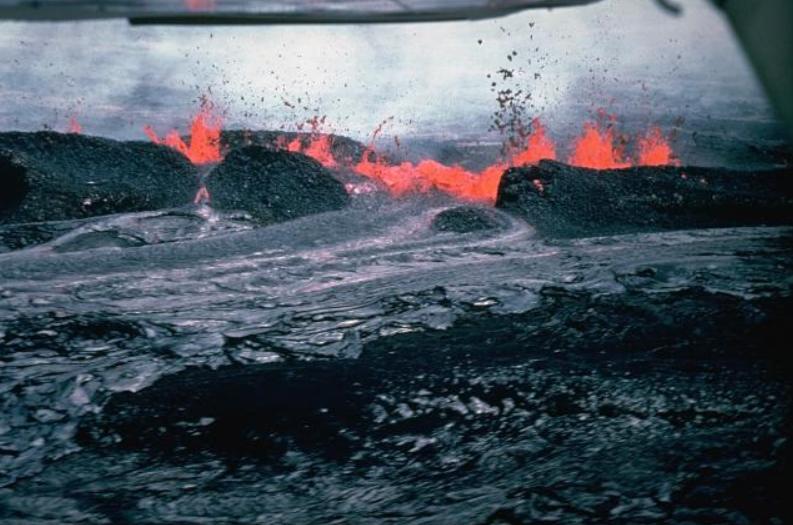 Kilauea 1982