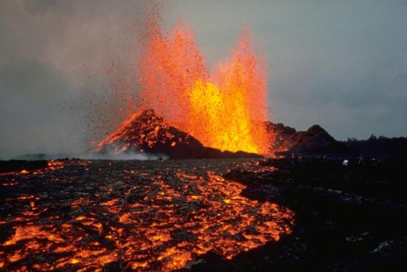 Kilauea 1977