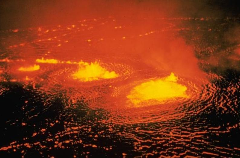 Kilauea 1954