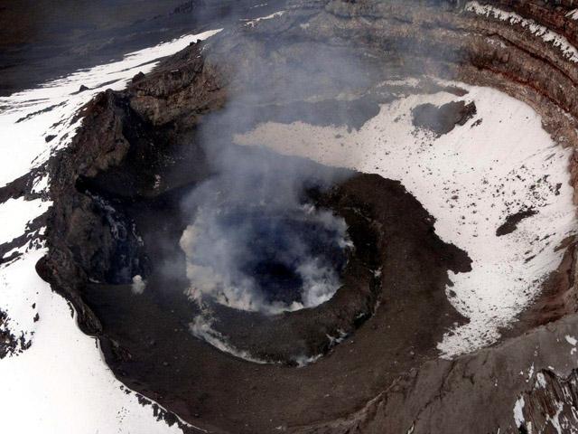 Popocatépetl 2011