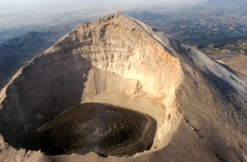 Popocatépetl 1998