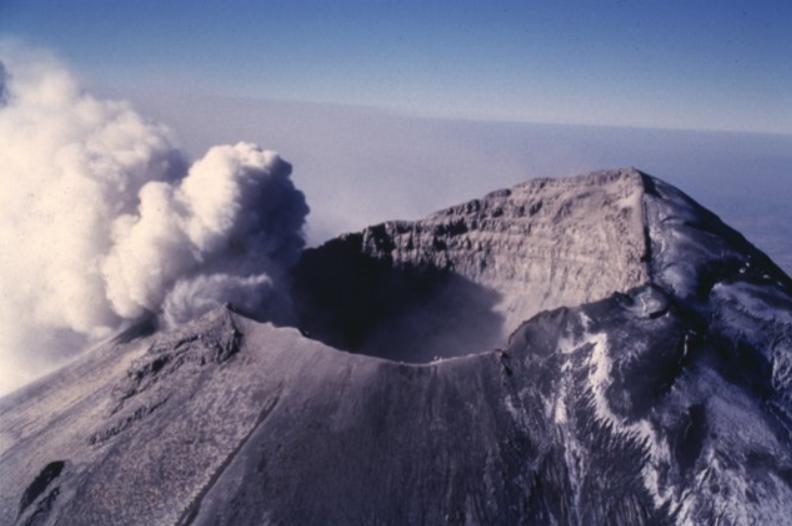 Popocatépetl 1996