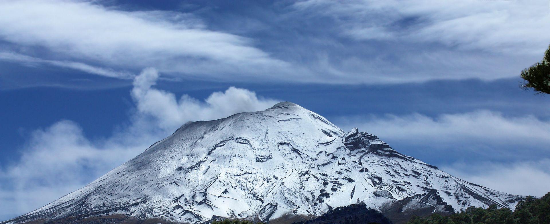 Popocatépetl 2012
