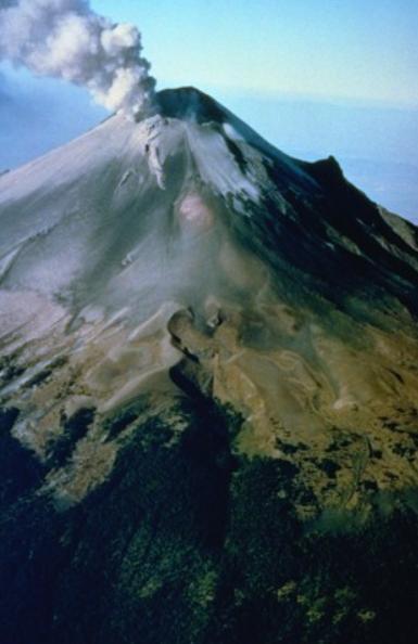 Popocatépetl 1994