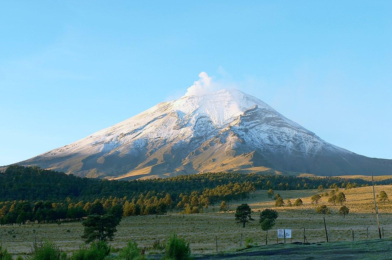 Popocatépetl 2006