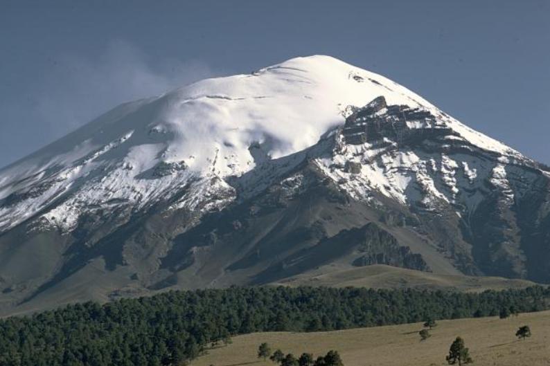 Popocatépetl 1968