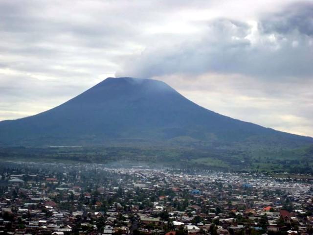 Nyiragongo 2009