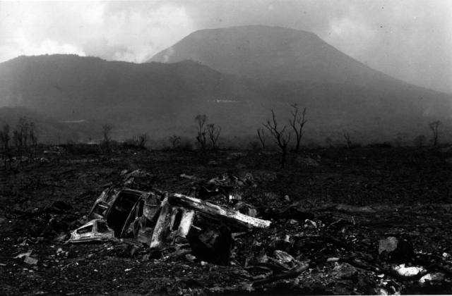Nyiragongo 1977