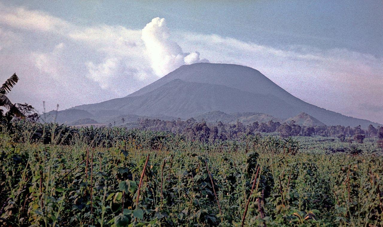 Nyiragongo 1975