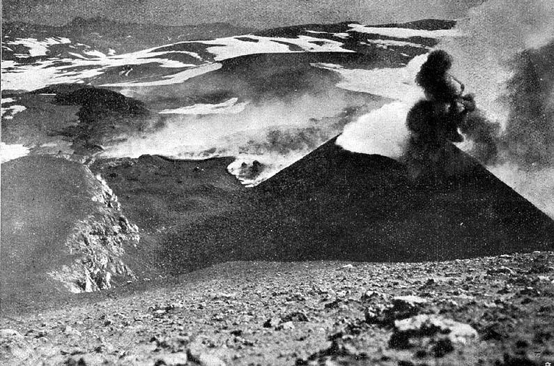 Etna 1923