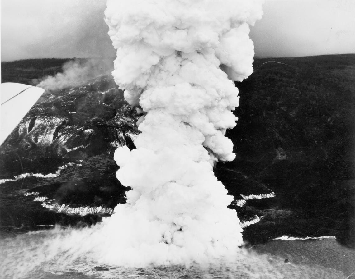 Mauna Loa 1950