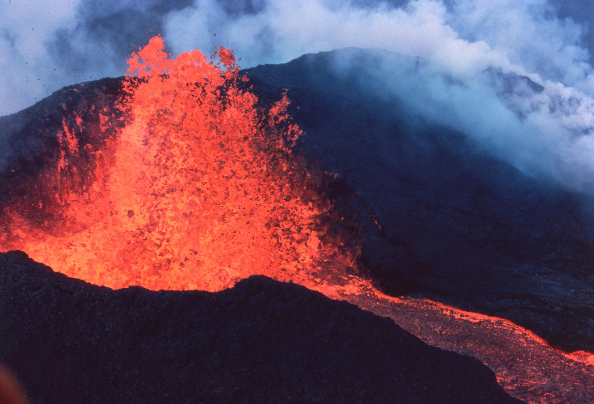 Mauna Loa 1984