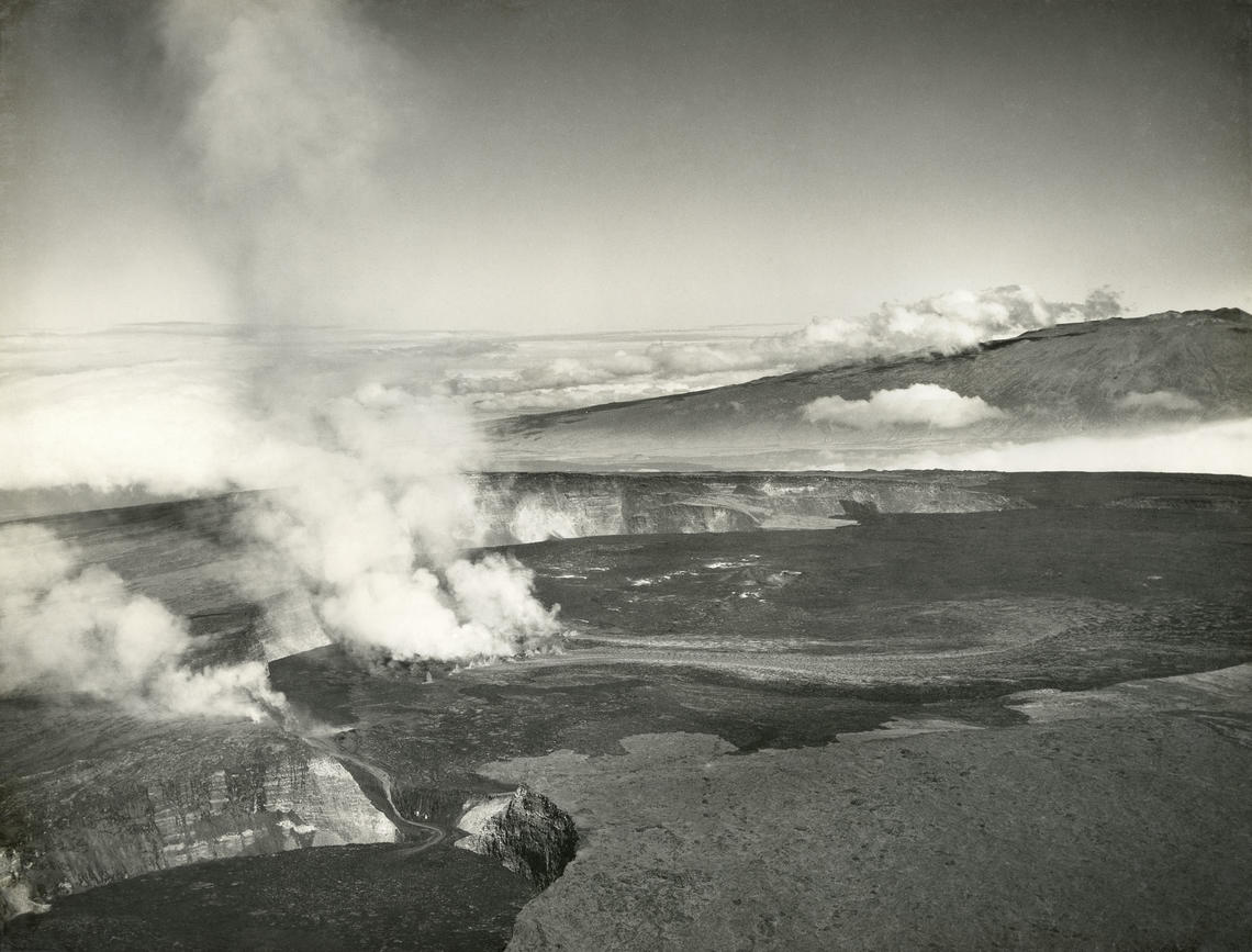 Mauna Loa 1935