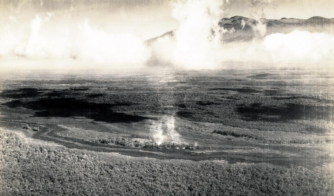 Mauna Loa 1942