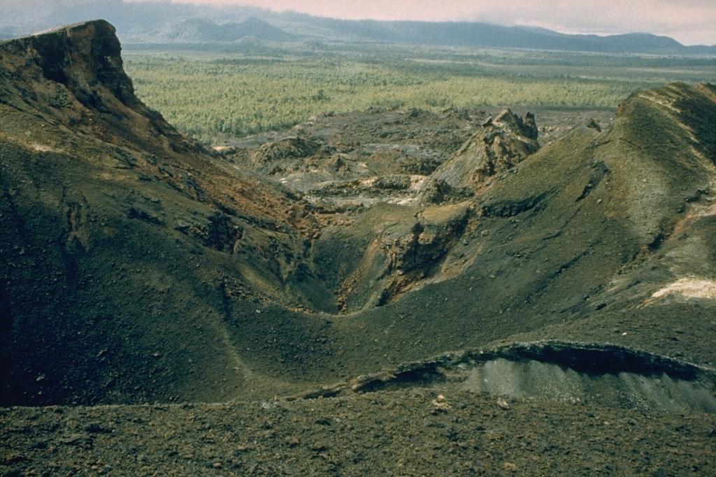 Nyamuragira 1987