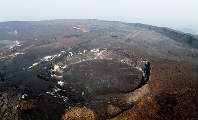 Nyamuragira 2012