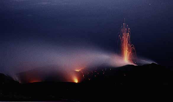 Stromboli 1992