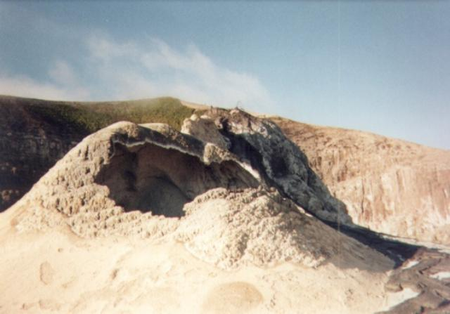 Ol Doinyo Lengai 1997